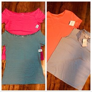 NWT tops bundle